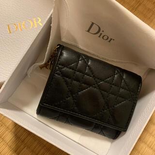 クリスチャンディオール(Christian Dior)のさあちゃん様専用 ディオール 財布 ブラック 美品(財布)
