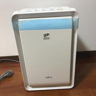 フジツウ(富士通)の富士通 FUJITSU TRIPLE DEODORANT 2014年製(空気清浄器)