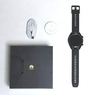 アンドロイド(ANDROID)のスマートウオッチ  HUAWEI WATCH GT(FTN-B19)(腕時計(デジタル))
