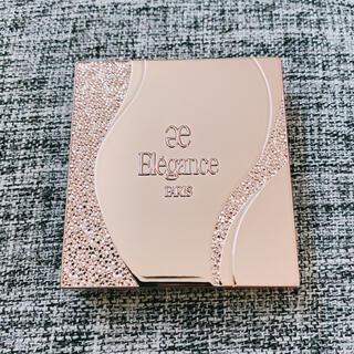 Elégance. - 【新品*未使用】elegance クリスマスコフレ アルモニーアイズ 102