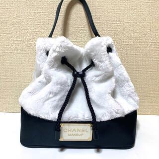 CHANEL - シャネル ファー巾着バッグ ノベルティ〈FB01〉レア