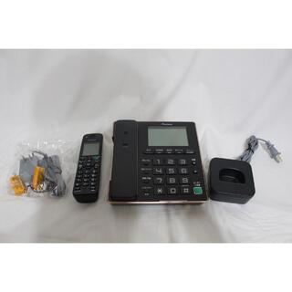 パイオニア(Pioneer)の★ほぼ新品★ パイオニア TF-FA75W デジタルコードレス電話機 子機1台付(その他)