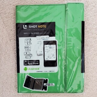 キングジム(キングジム)のキングジム ショットノート メモパッドタイプ NO.9101とタッチペン付きボー(ノート/メモ帳/ふせん)