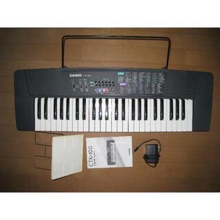 カシオ(CASIO)の電子キーボード CASIO CTK-100(電子ピアノ)
