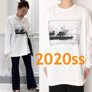 Plage - 20ss plage★ JANE SMITH ジェーンスミス photoTシャツ