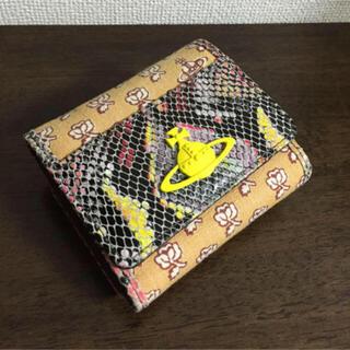 Vivienne Westwood - 新品✨ヴィヴィアンウエストウッド 折財布 正規品 財布