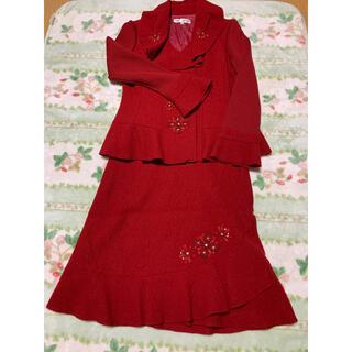 ギンザマギー(銀座マギー)のあんまま様専用✨スーツ 秋冬 スカート新品未使用♡ super beauty(スーツ)