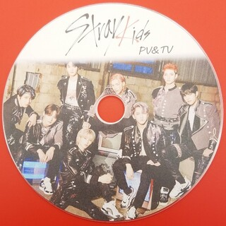 💟新作💟Stray Kids ストレイキッズ PV&TV DVD1枚