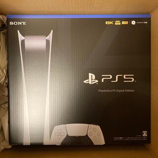 プランテーション(Plantation)のPlayStation 5 デジタル・エディション (CFI-1000B01) (家庭用ゲーム機本体)