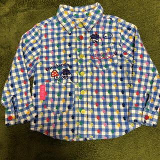 Bit'z - ビッツ カラフルシャツ  100