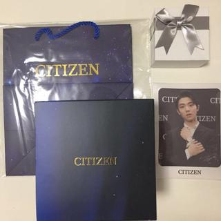 CITIZEN - シチズン×羽生結弦コラボ腕時計