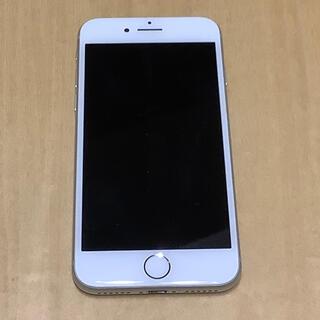 Apple - iPhone8 シルバー 64G docomo