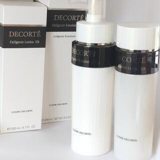 コスメデコルテ(COSME DECORTE)のコスメデコルテ セルジェニー ER 化粧水&乳液 セット(化粧水/ローション)