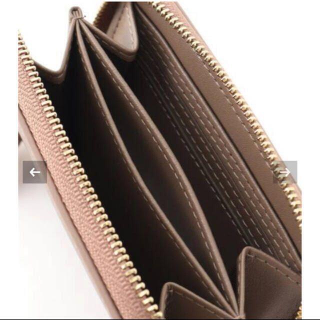 DEUXIEME CLASSE(ドゥーズィエムクラス)の【GOOD GRIEF/グッド グリーフ】compact purse レディースのファッション小物(コインケース)の商品写真