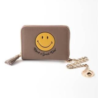 DEUXIEME CLASSE - 【GOOD GRIEF/グッド グリーフ】compact purse