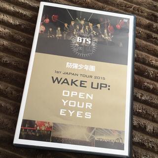 防弾少年団(BTS) - 防弾少年団 BTS WAKE UP DVD