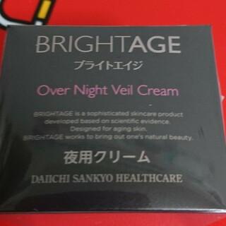 第一三共ヘルスケア - ブライトエイジ 夜用クリーム