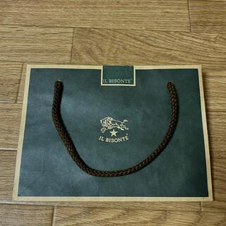 IL BISONTE - イルビゾンテ ショッパー ショップ袋 紙袋