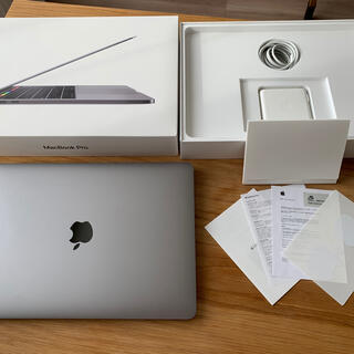 マック(Mac (Apple))の★MacBook Pro 13インチCorei7 16GB(おまけ付)(ノートPC)