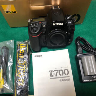 Nikon - Nikon ニコン D700 デジタル一眼レフカメラ