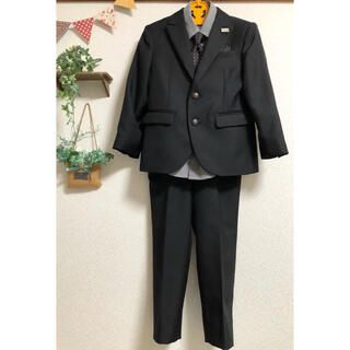 ミチコロンドン(MICHIKO LONDON)のMICHIKO LONDON KOSHINO 120cm キッズ スーツ(ドレス/フォーマル)