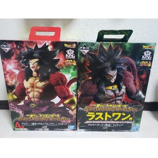 ドラゴンボール - ドラゴンボール 一番くじ ラスワン A賞 2体セット