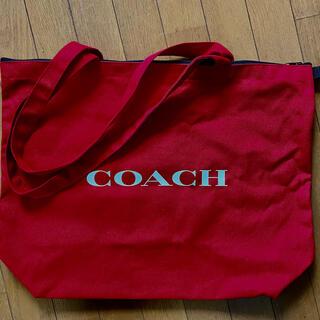 COACH - コーチ 非売品キャンバス地トートバッグ