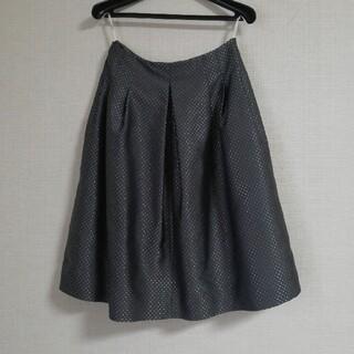 ルネ(René)のルネ★TISSUE社☆スカート 36(ひざ丈スカート)