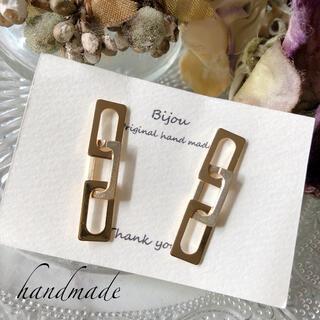 TODAYFUL - *新商品* design square pierce