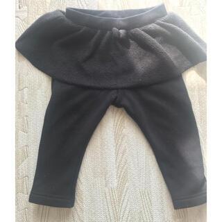 UNIQLO - ユニクロ ズボン 付き スカート 80cm
