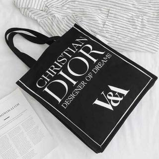 Dior - 大人気 ディオール トートバッグ 美術館限定 ブラック