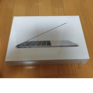 Mac (Apple) - 未開封新品 MacBook Pro 13インチ 2019年モデル シルバー