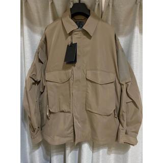 ワンエルディーケーセレクト(1LDK SELECT)の新品 Daiwa pier39 MIL field jacket 20fw M(ミリタリージャケット)