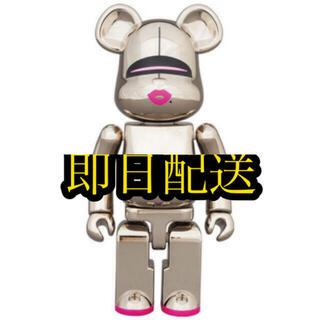 メディコムトイ(MEDICOM TOY)の超合金 BE@RBRICK HAJIME SORAYAMA (キャラクターグッズ)