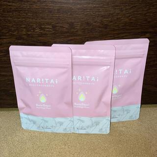 ブラックジンジャー乳酸菌サプリ NARITAI ナリタイ 60粒 × 3袋(ダイエット食品)