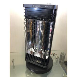 ダイキン(DAIKIN)のダイキン 遠赤外線暖房機 ERFT11WS セラムヒート ブラック(電気ヒーター)