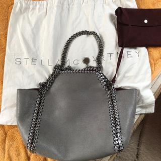 ステラマッカートニー(Stella McCartney)のステラマッカートニーファラベラミニトートバッグショルダーバッグリバーシブル美品(トートバッグ)