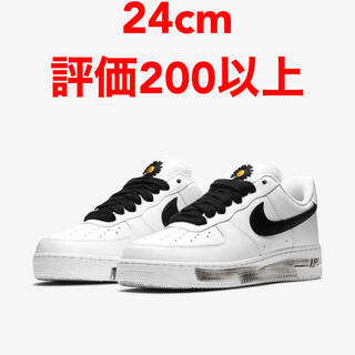 ナイキ(NIKE)のNIKE AIR FORCE1 G-DRAGON PARANOISE 24cm(スニーカー)