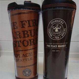スターバックスコーヒー(Starbucks Coffee)のStarbucks タンブラー 【スターバックスシアトル店限定デザイン】(タンブラー)