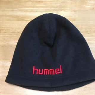 ヒュンメル(hummel)のマイクロフリース帽子(帽子)