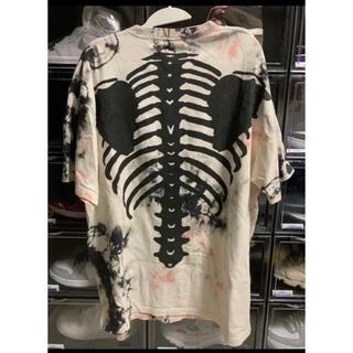 キャピタル(KAPITAL)のkapital タイダイ ボーン tシャツ(Tシャツ/カットソー(半袖/袖なし))