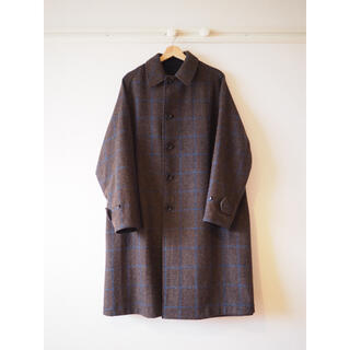 COMOLI - ANATOMICA SINGLE RAGLAN COAT II アナトミカ