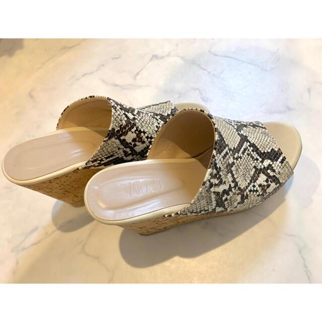GYDA(ジェイダ)のGYDA サンダル レディースの靴/シューズ(サンダル)の商品写真