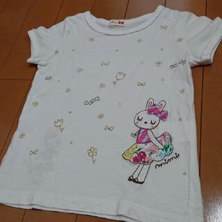 ニットプランナー(KP)の【100】ニットプランナー Tシャツ(Tシャツ/カットソー)