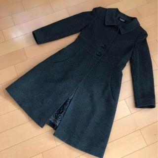 FOXEY - 美品♡ フォクシー  グレー 38 カシミヤ コート