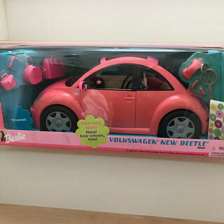 バービー(Barbie)のVW ビートル バービー (ぬいぐるみ)