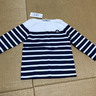 プチバトー(PETIT BATEAU)の新品 プチバトー 長袖プルオーバー(Tシャツ/カットソー)