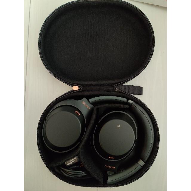 SONY(ソニー)のSONY WH-1000XM3 ワイヤレス ノイズキャンセリング ヘッドホン スマホ/家電/カメラのオーディオ機器(ヘッドフォン/イヤフォン)の商品写真