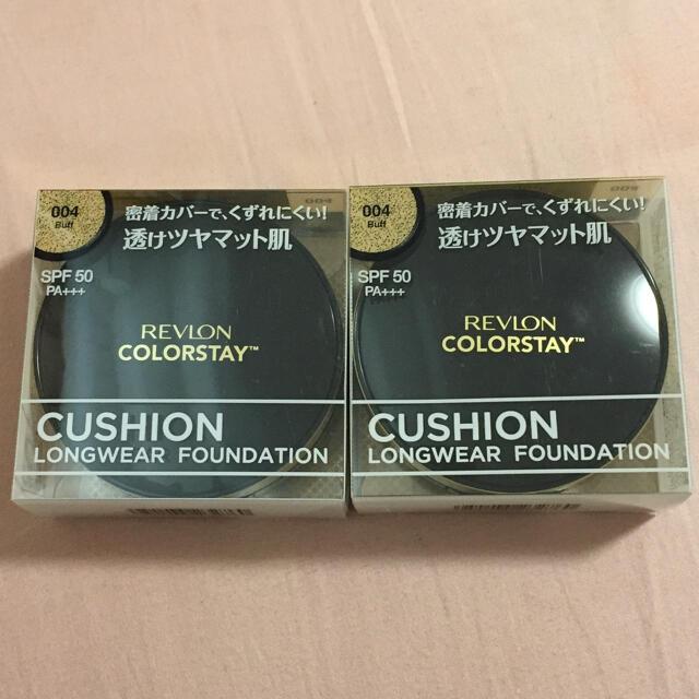 REVLON(レブロン)のレブロン クッションファンデーション コスメ/美容のベースメイク/化粧品(ファンデーション)の商品写真