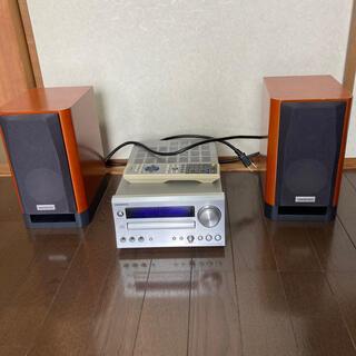 ONKYO - 動作良好 ONKYO ミニコンポ CR-D1 D-D1E